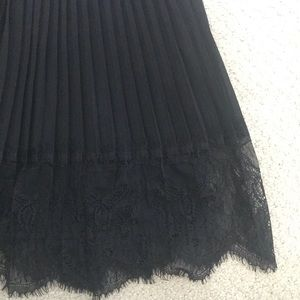 Skirts - Short Black Skirt